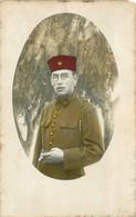 CARTE PHOTO  SOLDAT DU 2em REGIMENT TIRAILLEURS - Regimente