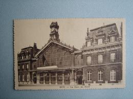 Huy - La Gare Du Nord - Huy