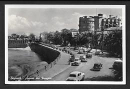 LIBANO LIBAN LEBANON BEYROUTH AVENUE DES FRANCAIS N° B915 - Libano