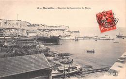 MARSEILLE - Chantiers De Construction De Bateaux Du Pharo - Andere
