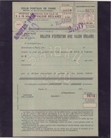 FRANCE : COLIS POSTAUX . DE PARIS POUR PARIS . VD . N° 137  . SPINK . 1930 . - Nuovi