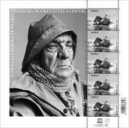 4538** Garnaalvissers Te Paard - UNESCO Werelderfgoed / Pécheurs De Crevettes à Cheval (Patrimoine Mondial) - Nuevos