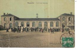 51 - MAGENTA - Ecole Des Garçons   (Très Animée, élèves) - Autres Communes
