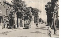 """51 - MAGENTA - Avenue Jean Jaurès (Petite Animation - Commerce """"Buvette"""") - Autres Communes"""