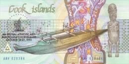 COOK ISLANDS  P. 6 3 D 1992 UNC - Cook Islands