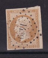 D217 / LOT NAPOLEON N° 13A OBL COTE 20€ - 1853-1860 Napoléon III.
