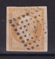 D217 / LOT NAPOLEON N° 13A OBL COTE 20€ - 1853-1860 Napoleon III