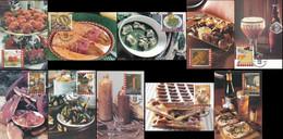 NB - [13771]TB//-CMAX 3577/86, 2006, MB - This Is Belgium, Plaisir De La Table En Belgique, Chicon, Chocolat, Moules Fri - Sonstige
