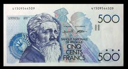 # # # Banknote Belgien (Belgium) 500 Francs 1982-98 AUNC # # # - 500 Francs
