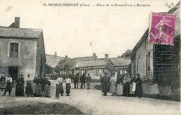 18 - Henrichemont - Place De La Grande Croix à Boisbelle - Henrichemont
