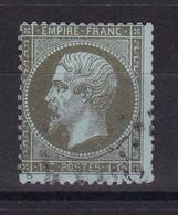 D218 / LOT NAPOLEON N° 19 OBL COTE 50€ - 1862 Napoleon III
