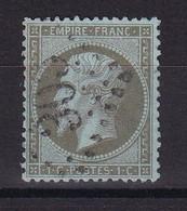 D218 / LOT NAPOLEON N° 19 OBL COTE 50€ - 1862 Napoléon III.