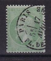D218 / LOT NAPOLEON N° 20 OBL COTE 10€ - 1862 Napoleon III