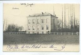 """Eeckeren  Ekeren Kasteel Château """" De Bist ( Photo Hoelen Cappellen  N 682 ) - Kapellen"""