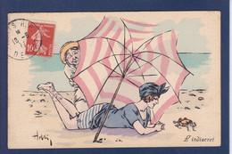 CPA Hellé Illustrateur Femme Women Art Déco Circulé Baigneuse - Otros Ilustradores