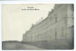 Mons Asile De L'Etat Façade - Mons