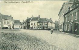 Wervicq , Place St.Martin - Wervik