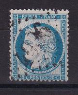 D219 / LOT CERES N° 37 OBL COTE 15€ - 1870 Beleg Van Parijs