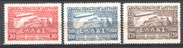 Grecia 1933 Zeppelin Unif.A5/3 */MH VF/F - Ongebruikt