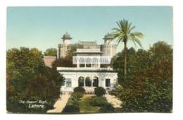 Lahore - The Hazuri Bagh - Old British India Postcard - India