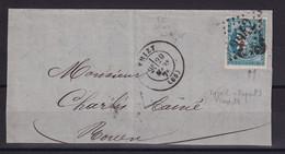 D219 / LOT BORDEAUX N° 45C OBL COTE 70€ - 1870 Bordeaux Printing