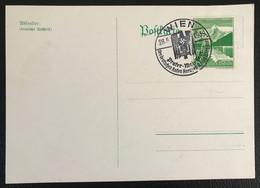 Deutsche Reich 1939 Postkarte Special Stempel Nazi-Propaganda Wien - Brieven En Documenten