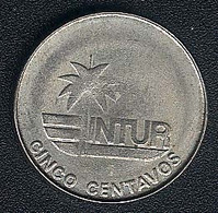 Kuba, Visitors Coinage, 5 Centavos 1981, KM 411 - Cuba