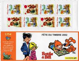 BC3467a (2002) Journée Du Timbre - Tag Der Briefmarke