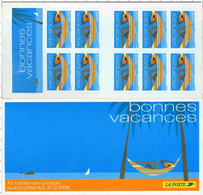BC 3494A-2 (2002) Bonnes Vacances - Gelegenheidsboekjes