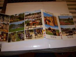 CP DEPLIANT VENDEE GRAND PARCOURS Du PUY Du FOU 21 PHOTOS + Explication - Other Municipalities