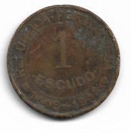 GUINEE PORTUGAISE - 1 ESCUDO 1946 - Guinea-Bissau