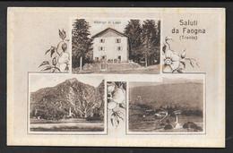 SALUTI DA FAOGNA (FAVOGNA) NON VG. BOLZANO N° B922 - Bolzano