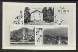 SALUTI DA FAOGNA (FAVOGNA) NON VG. BOLZANO N° B923 - Bolzano