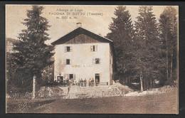 ALBERGO AL LAGO FAOGNA DI SOTTO (FAVOGNA) NON VG. BOLZANO N° B925 - Bolzano