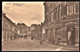 Diest .Antwerpschestraat    Rue D'Anvers - Diest