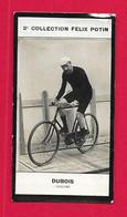 Photographie Argentique Félix Potin - 2ème Collection - Champion De Cyclisme Jules Dubois - Félix Potin