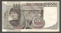 Italia - Banconota Circolata Da 10.000 Lire P-106b.2  - 1982 #19 - 10000 Lire