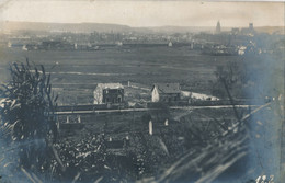 02) SOISSONS : Carte-Photo Allemande - 1.WK - WW1 - Weltkrieg - Soissons