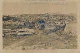 02) Saint-Quentin : Vue Des Ruines - 1.WK - WW1 - 30/04/1918 (recto/verso) - Saint Quentin