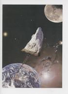 Etretat In Space - John Robinson (2è Monde) - Etretat