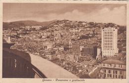 8828) GENOVA - Panorama E Grattacielo OLD !! - Genova
