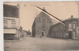 Dixmude, Eglise Des Peres, 2 Scans - Diksmuide