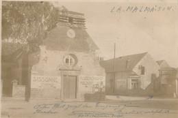 02) LA MALMAISON - Photo Allemande - 1.WK - WW1 - Andere Gemeenten
