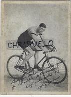 CYCLISME. Carte Postale De Francis PELISSIER. Manivelles Courbes 1931 - Cycling