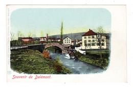 Carte Postale, Ct. Jura, Délémont, Suisse, Schweiz, Env. 1900 - JU Jura