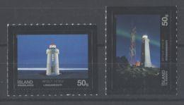 Iceland - 2011 Lighthouses MNH__(TH-17056) - Nuovi