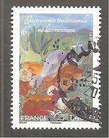 FRANCE 2020 Y T N ° 5411 Oblitéré CACHET ROND - Gebruikt