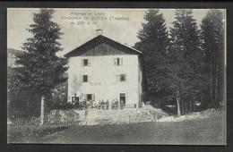ALBERGO AL LAGO FAOGNA DI SOTTO (FAVOGNA) NON VG. N° B924 - Bolzano