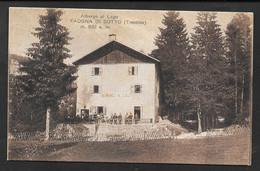ALBERGO AL LAGO FAOGNA DI SOTTO (FAVOGNA) NON VG. N° B925 - Bolzano