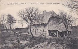 76 Saint Jouin Sur Mer. Vieille Chaumiere Normande - Other Municipalities